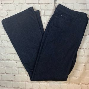 NWT Not Your Daughters Jeans Flare Slimming Fit